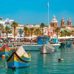 Huwelijksreis naar Malta