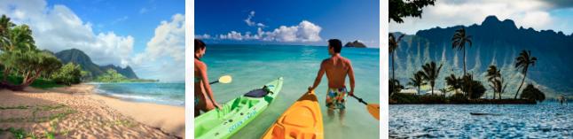 Huwelijksreis naar Hawaii