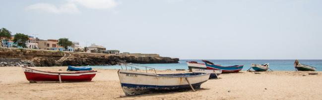 Huwelijksreis Kaapverdische Eilanden