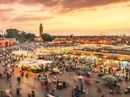 Huwelijksreis Marokko