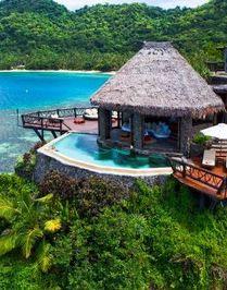 Huwelijksreis Fiji Eilanden