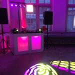 DJ op huwelijk