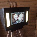 Flitskast Photobooth op bruiloft