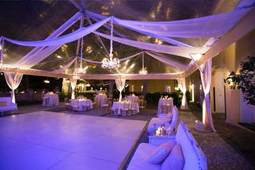 Aantal stoelen bruiloft